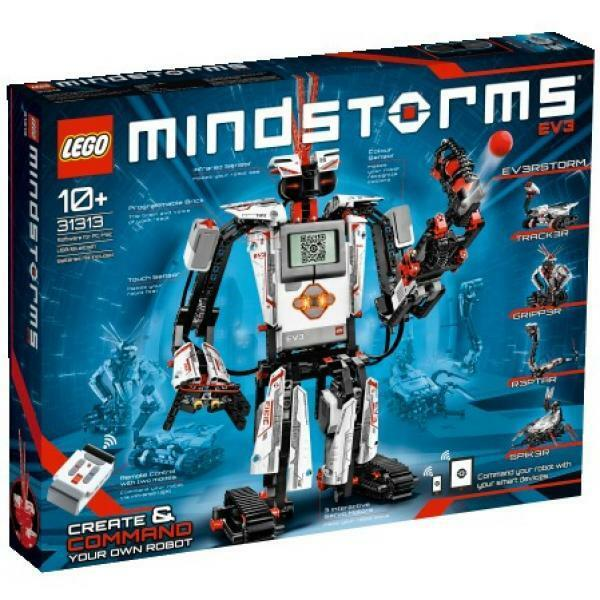LEGO ® Mindstorms 31313-MINDSTORMS ev3-TOYS/giocattolo nuovo