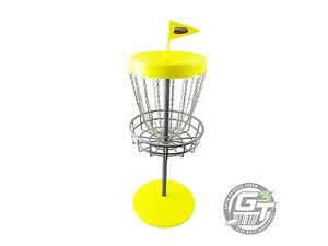 Innova-DISCATCHER-Mini-Disc-Golf-Basket-GAME-SET