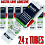 24 X BOSTIK COVING ADHESIVE WHITE JOINT FILLER 310 POLYSTYRENE PLASTER GRIPFILL
