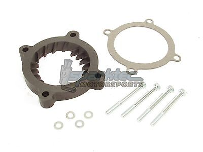 VOLANT THROTTLE BODY SPACER AIR INTAKE FOR 2011-2014 FORD F-150 5.0L V8