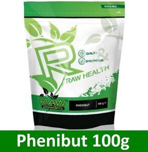 Mood Sleep RAW Health 100g HCL PowderRelaxation