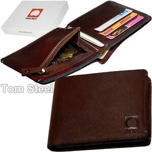 528e90e04a5fd Das Bild wird geladen DELSEY-Geldboerse-amp-Box-Portemonnaie-Geldbeutel- Geldtasche-Scheintasche-