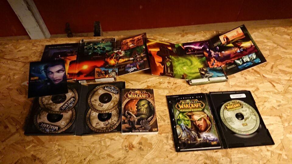 World of Warcraft, til pc, strategi