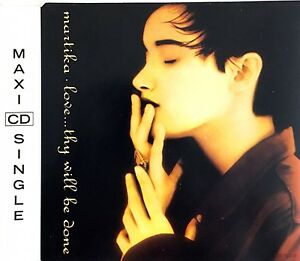 Martika-Maxi-CD-Love-Thy-Will-Be-Done-Europe-EX-EX