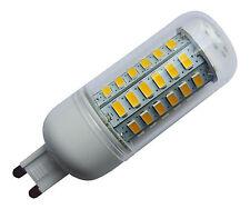 3 x G9 12W 56 SMD LED 5730 240V 800LM WARM WHITE BULBS ~60W