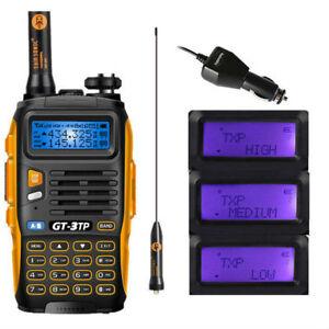Nuovo-Baofeng-GT-3TP-Mark-III-8W-FM-Radio-VHF-UHF-Tri-Power-Ricetrasmittente