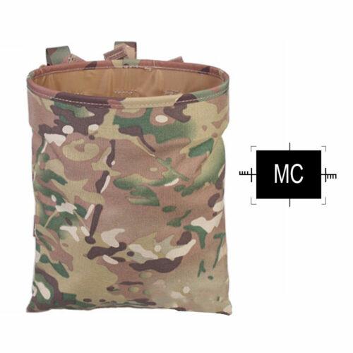 EMERSON Molle Tactical Mag Magazine DUMP Drop Pouch Utility Gun Ammo Bullet Bags
