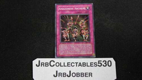 AMAZONESS ARCHERS MFC-096 SUPER 1st YUGIOH