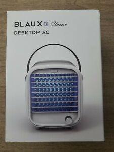 Blaux Classic Desktop AC Portable Cooling Fan White $99