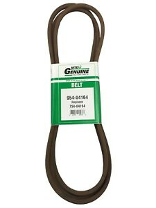 """954-04164 Genuine Cub Cadet 50/"""" Deck Belt for LT1050 SLT1550"""