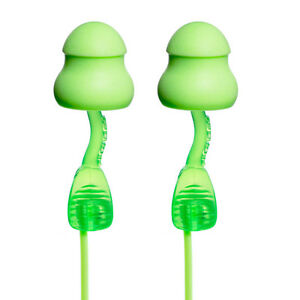 Choose From Rockets or Comets Corded or Uncorded Moldex Reuseable Earplugs