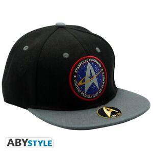 Star-Trek-Snapback-Cap-Starfleet-Command-ABYStyle