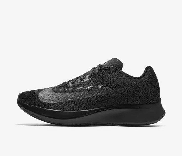 Nike Zoom Fly Men's Running shoes 880848-003 880848-003 880848-003 New in Box Size 10 Triple Black 8fe671