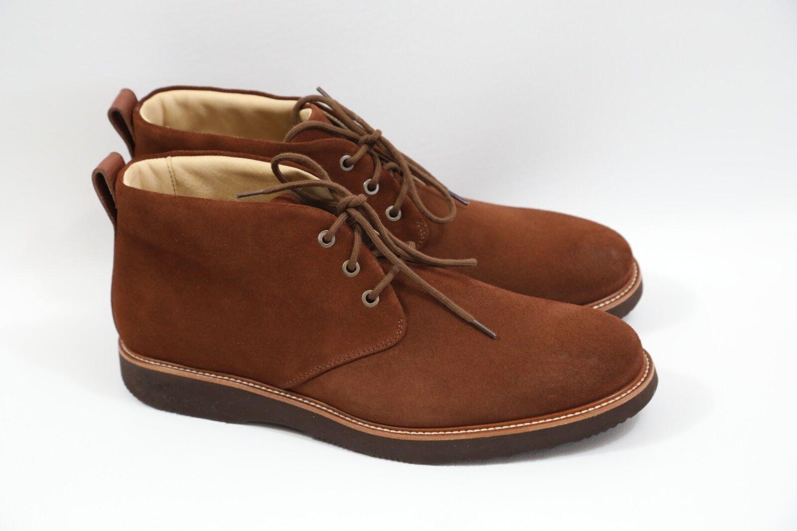 11 Samuel Hubbard Re-Boot Chukka Boots Size 11.5 M  RETAIL  260