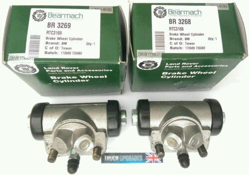 Land Rover Defender 90 up to 1994 Wheel Cylinder Set BR3269 BR3268 REAR