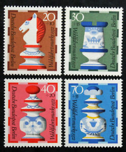 Stamp-Berlin-Germany-Yvert-and-Tellier-N-400-IN-403-N-Cyn28-Stamp
