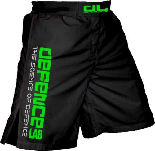 Official Defence Lab DL Fight Shorts Martial Arts Clothing Warrior Krav 4139