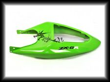 ABS Injection Molding Tail Fairing For Kawasaki 2005-2006 ZX-6R ZX636 Green