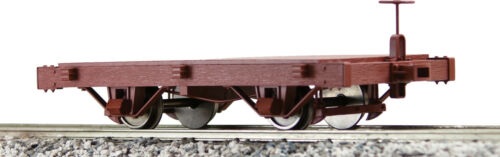 Accucraft Short Flat Car 1:20.3 Scale Plastic New in box