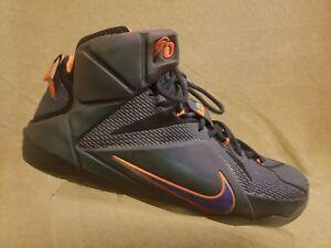 online store 4ba2f 1bdea Image is loading Nike-Jordan-684593-583-Lebron-12-XII-Instinct-