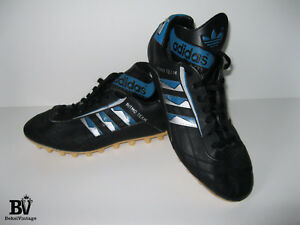 Details about VINTAGE RETRO ADIDAS YUGOSLAVIA RITMO TEAM FOOTBALL BOOTS SHOES 80'S SIZE US 7.5