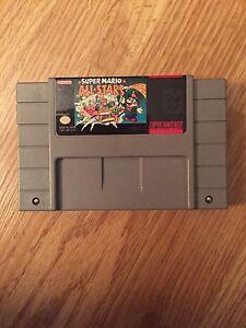 Super-Mario-All-Stars-Super-Nintendo-Snes-Cart-Only-Mario-1-2-3-Lost-Levels-BA4