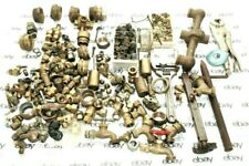 Sale Lot Of Brass Plumbing Fittings Parts Hydraulic Parts Amp Some Tools Etc