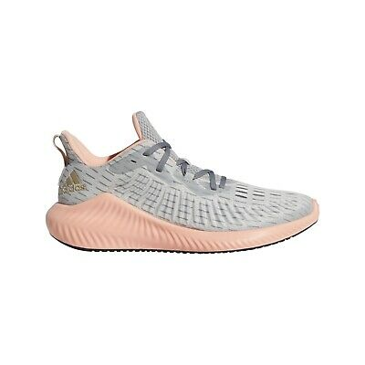 Adidas Alphabounce Run Trainers Women's Running Shoes Sports Sneakers [F33913]