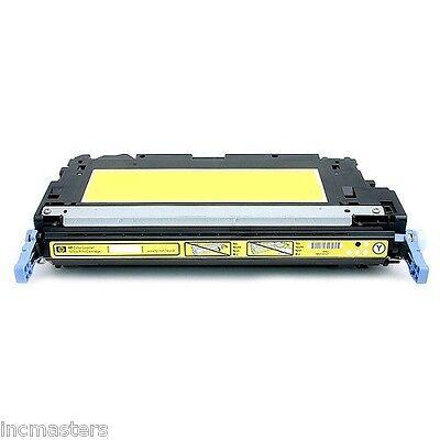 Compatible HP Q6472A Yellow Toner Cartridge Factory NEW LaserJet 3600 3600N
