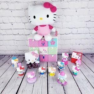 Hello-Kitty-Lot-Jewelry-Box-McDonalds-Plush-Toys-TY-Skull