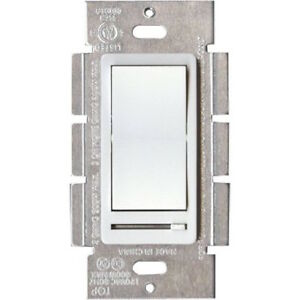 LED Decora Dimmer Switch - Single Switch & 3-Way Dimmer - LED/CFL ...