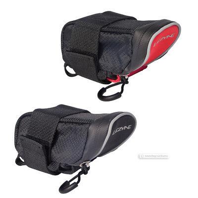 Lezyne MICRO CADDY M Road Bike Seat Bicycle Saddle Bag Undersaddle Tool Storage