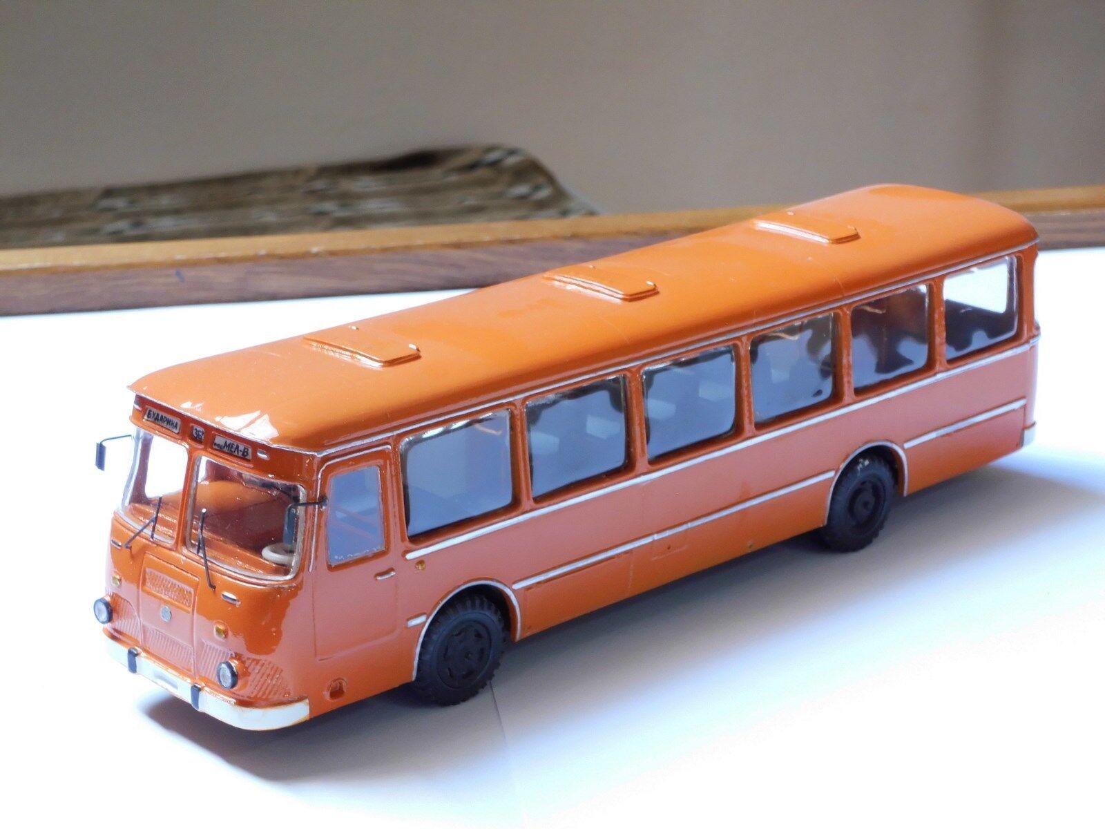 Bus Liaz - 677m, 677m, 677m, finoko, russa lavoro uomouale modellololo 1,43 7a3a58