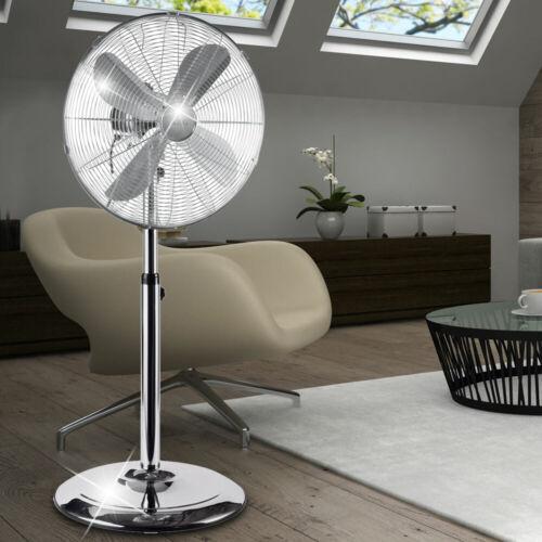 AEG Steh Stand Tisch Ventilatoren Wohnzimmer Decken Lampe Lüfter Luft Befeuchter