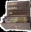 Indexbild 1 - Geldbörse Naturleder Damenbörse RFID/NFC Geldbeutel Portmonai Damenbrieftasche
