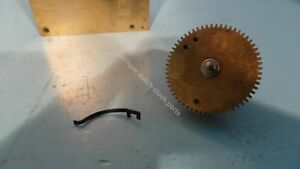 CLICK-SPRING-FHS-HERMLE-UCW-CLOCKWORK-261-CHAIN-GEAR-LOCK-TIME-SIDE