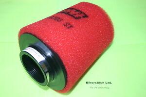 Air Filter 116.5mm Clamp On~2011 Can-Am Outlander Max 800R EFI LTD~Twin Air