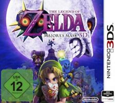 Nintendo 3DS LEGEND OF ZELDA Majoras Mask 3D DEUTSCH Top Zustand