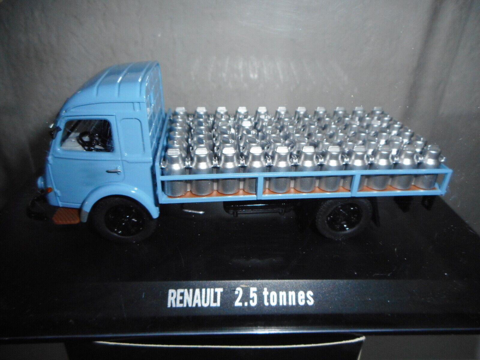 RENAULT GALION 2,5 tonnellate latticini 1/43 Norev NO.314