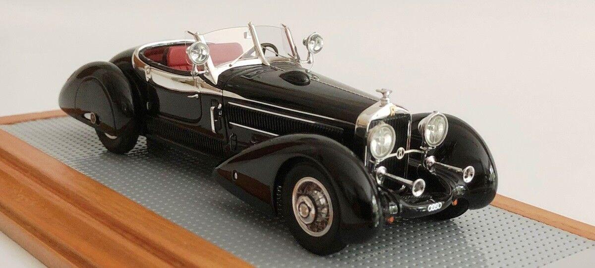 Ilario-horch 710 spezial roadster reinbolt & christé 1934 sn74012 original 1 43