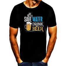 """Sweatshirt Herren Licht Pullover Hellgrau Grau /"""" Ted Drink Beer Tragen Bier /"""""""