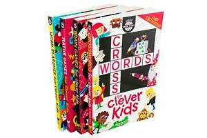 Clever-Kids-4-Books-Buster-Game-Children-Collection-Paperback-By-Dr-Gareth-Moore