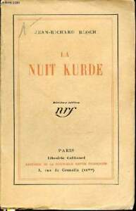 LA-NUIT-KURDE-BLOCH-JEAN-RICHARD-1925