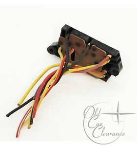 1974-1989-Lincoln-Town-Car-1972-1983-Mark-Seat-Switch-Plug-E0VY14A701A