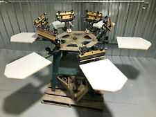 Screen Printing Equipment Screening Printer Conveyor Dryer Press Flash Michigan