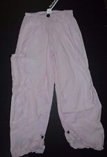 NWT BODY WRAPPERS Dance Hip Hop Baggy Fit Pants Light Pink Ladies Medium 7287