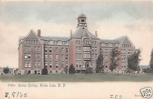 Antique-Postcard-Keuka-College-Keuka-Lake-NY