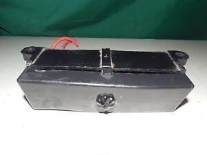alfa romeo 2000 spider gtv fuse box original ebay. Black Bedroom Furniture Sets. Home Design Ideas