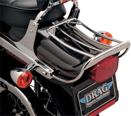 Drag Specialties Rear Axle Kit Chrome For 00-05 Dyna Glide
