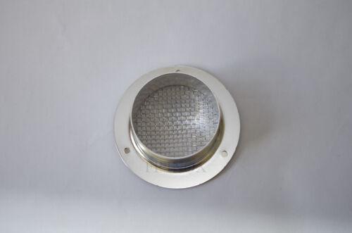 Sortie d/'air Col Diamètre 59 mm Grille inox 316 Entrée